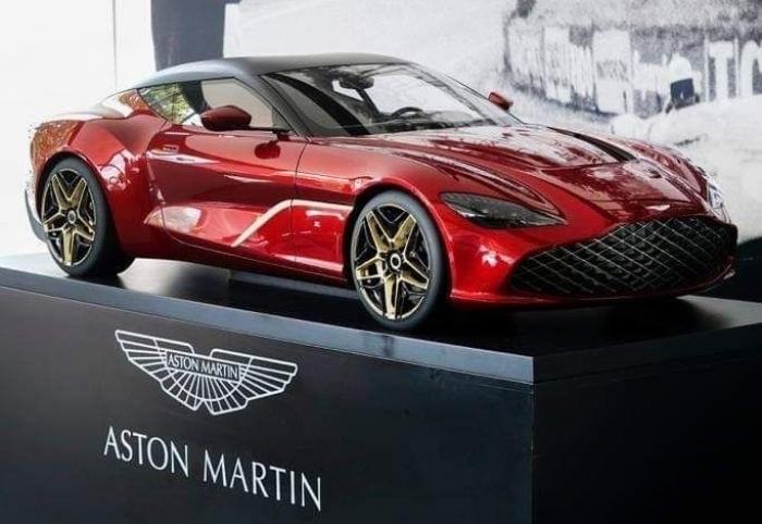 2019 Aston Martin DBS GT Zagato 3