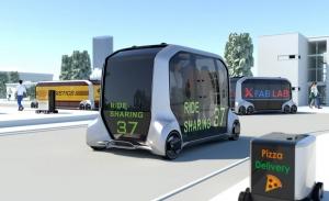 Geely y Toyota trabajarán en la conducción autónoma de la mano de Baidu