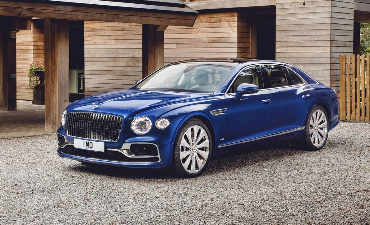 Bentley Flying Spur First Edition, un plus de exclusividad
