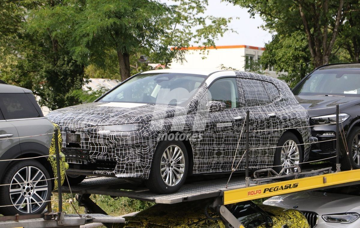 2020 BMW i6/iNEXT/iX8 53