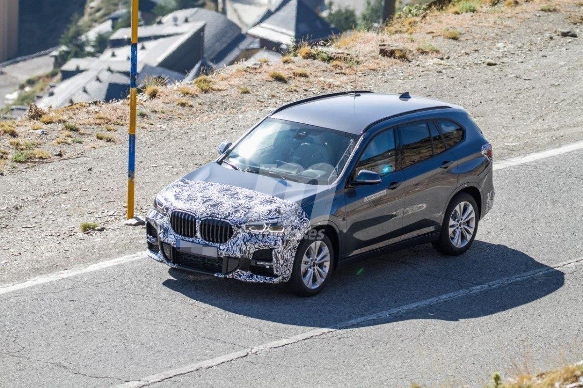 BMW iX1, el nuevo SUV eléctrico alemán ya está siendo desarrollado