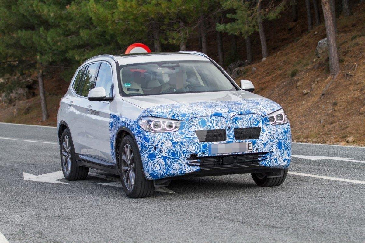 Afloran los detalles técnicos del nuevo BMW iX3, el SUV eléctrico debuta en 2020