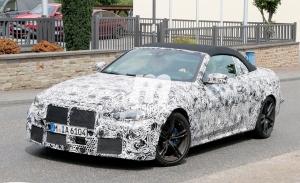 El nuevo BMW M4 Cabrio es cazado, un nuevo descapotable deportivo está en camino