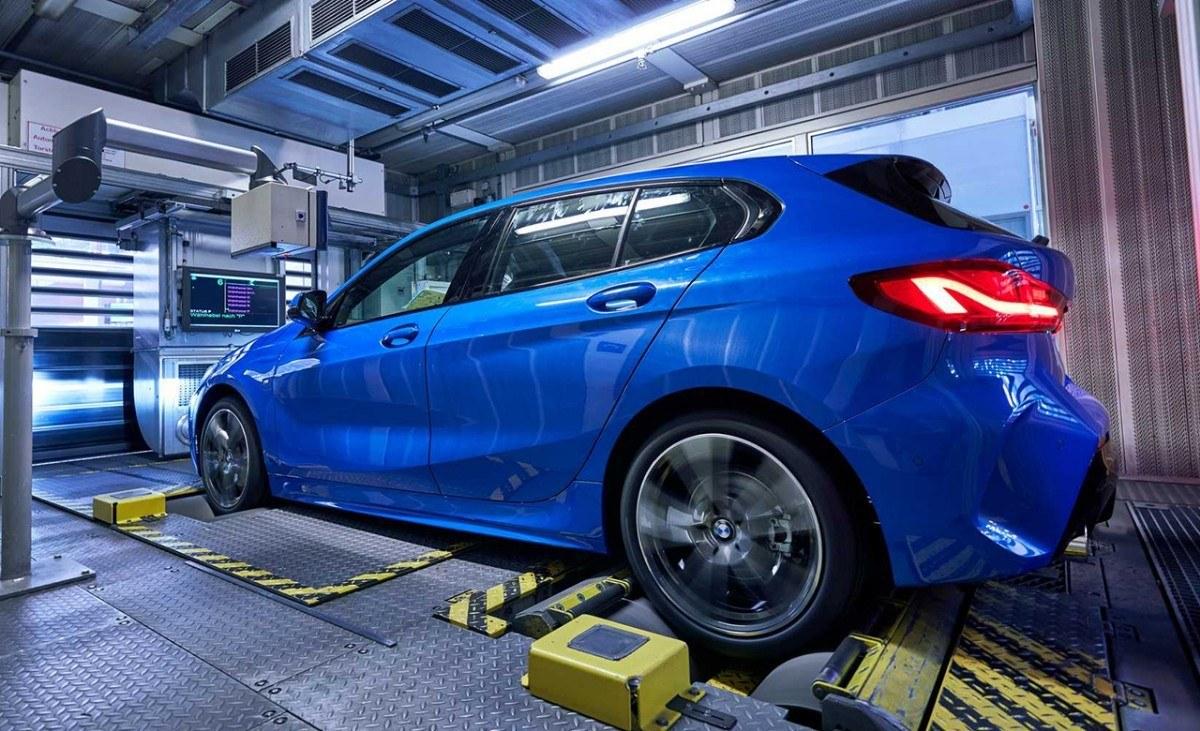 El nuevo BMW Serie 1 ya está siendo producido: el primer ejemplar ha sido un 118i