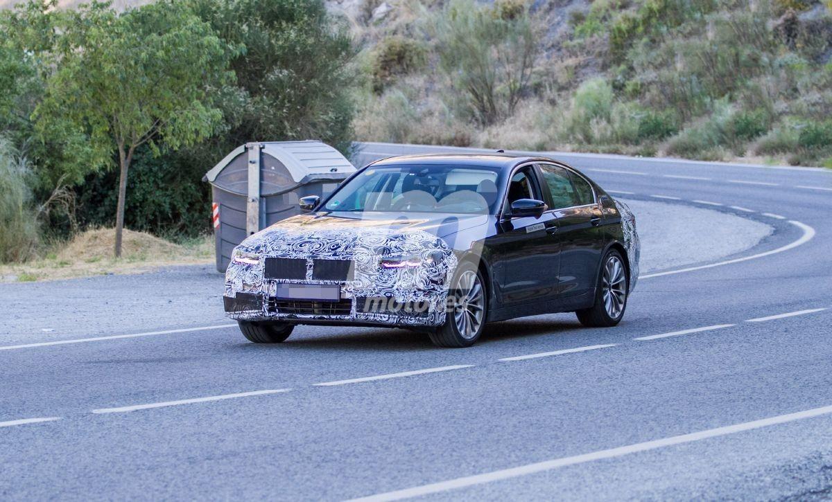 BMW Serie 5 (G30) LCI (2020) 28