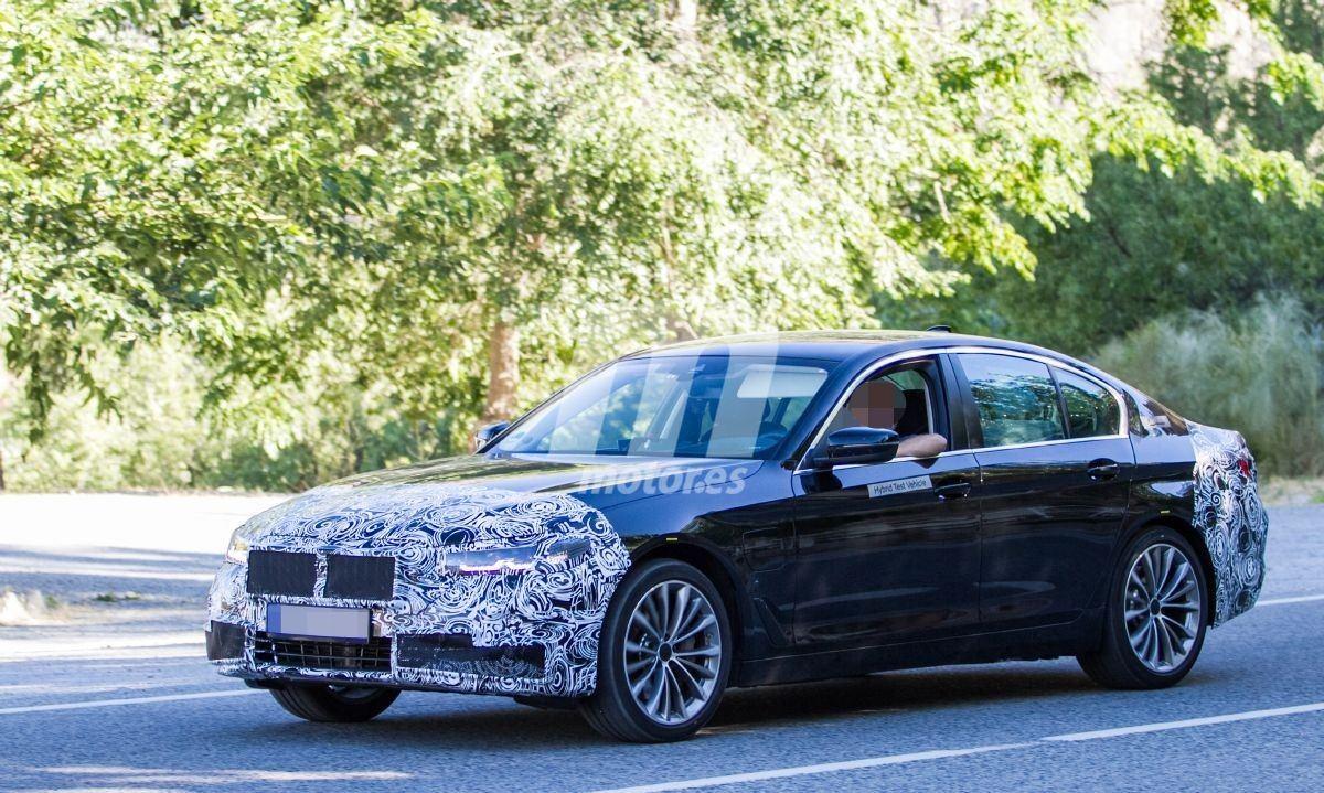 BMW Serie 5 (G30) LCI (2020) 31