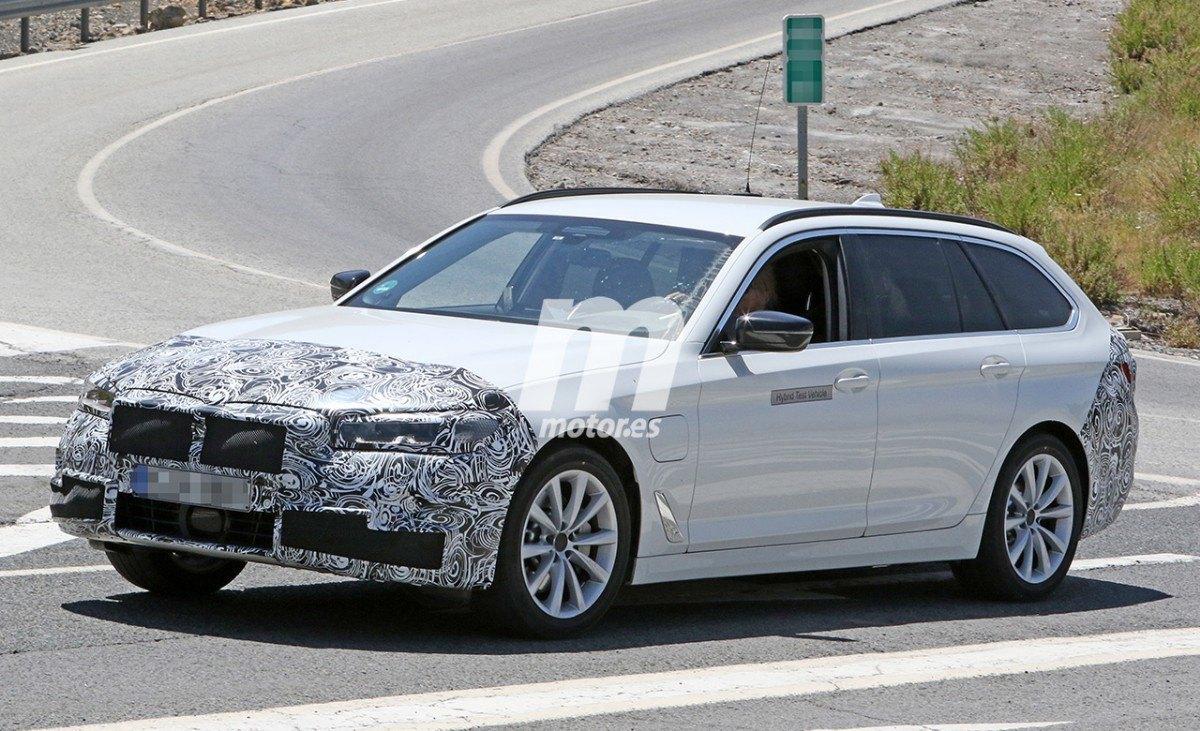 BMW Serie 5 (G30) LCI (2020) 5