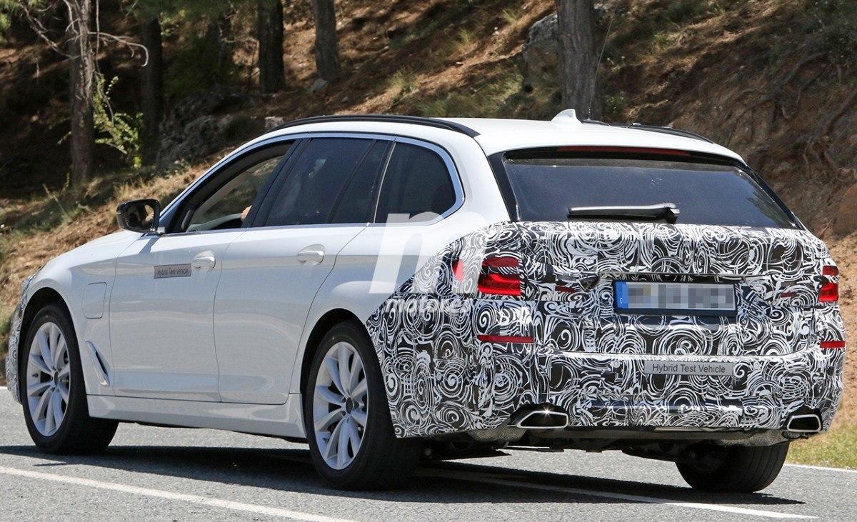 BMW Serie 5 (G30) LCI (2020) 8
