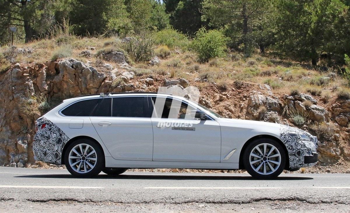 BMW Serie 5 (G30) LCI (2020) 10