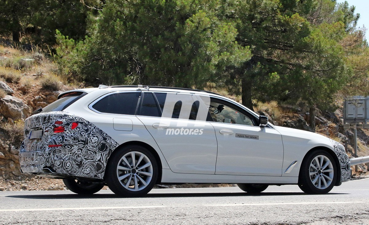 BMW Serie 5 (G30) LCI (2020) 11