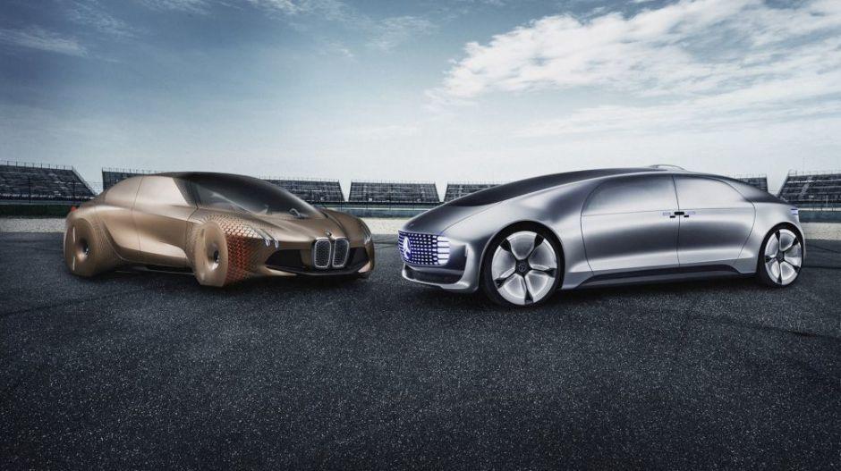 DAX, la nueva empresa de BMW y Daimler para desarrollo de conducción autónoma