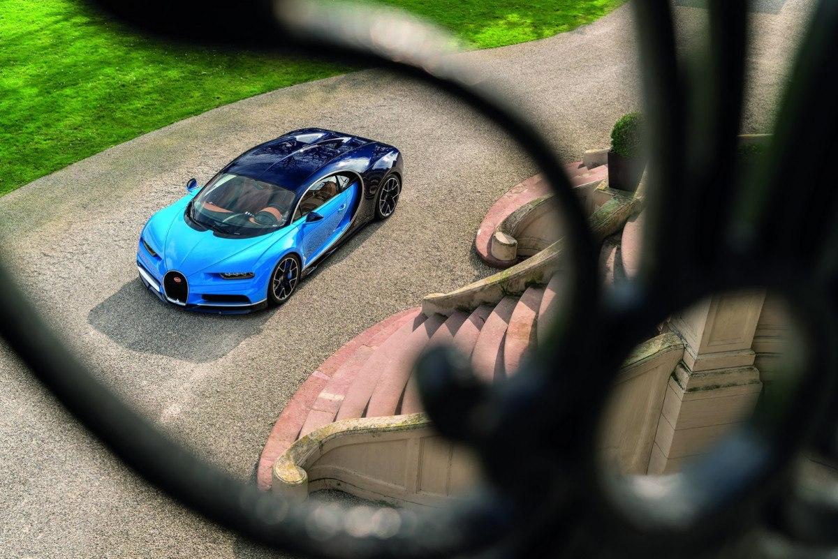 Bugatti ha confirmado una nueva presentación en Pebble Beach 2019