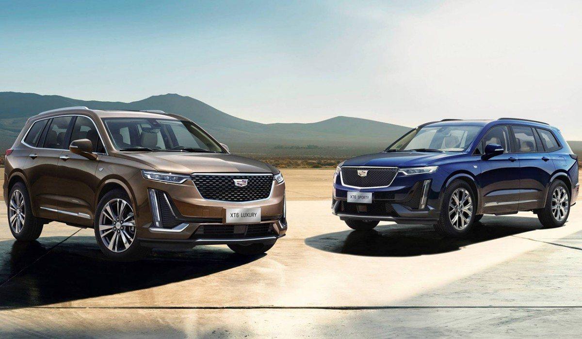 El nuevo Cadillac XT6 2020 también llega a China