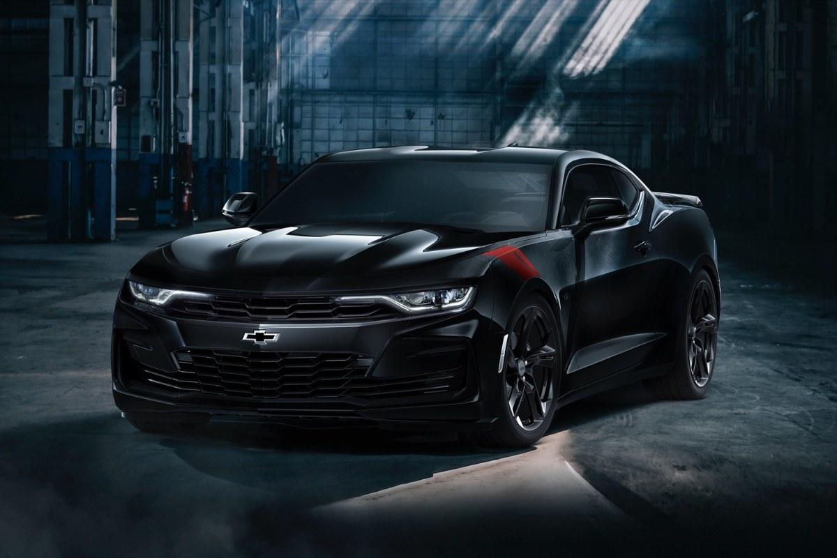El nuevo Chevrolet Camaro Black Edition es una atractiva versión exclusiva para Rusia