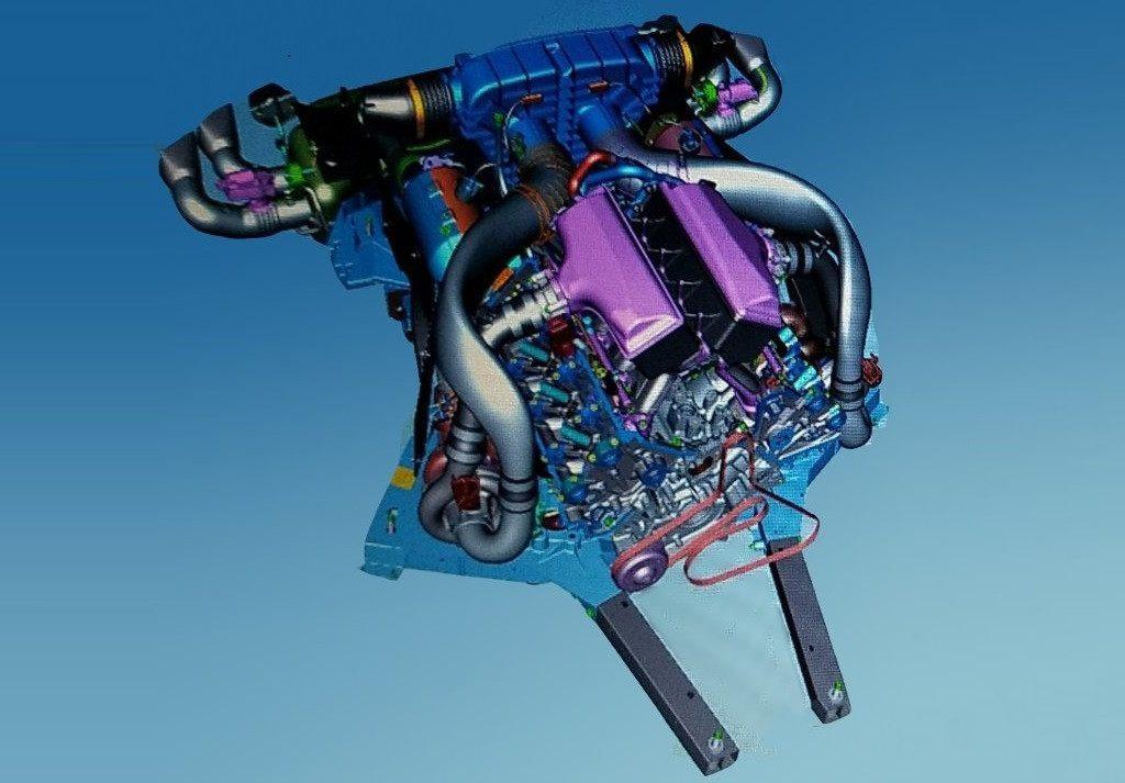 Un informe confirma el nuevo V8 LT7 de doble turbo para el Chevrolet Corvette