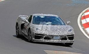 El nuevo Chevrolet Corvette hace rugir su V8 LT2 en Nürburgring [vídeo]