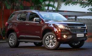 Chevrolet ha presentado el nuevo Trailblazer 2020 para Sudamérica