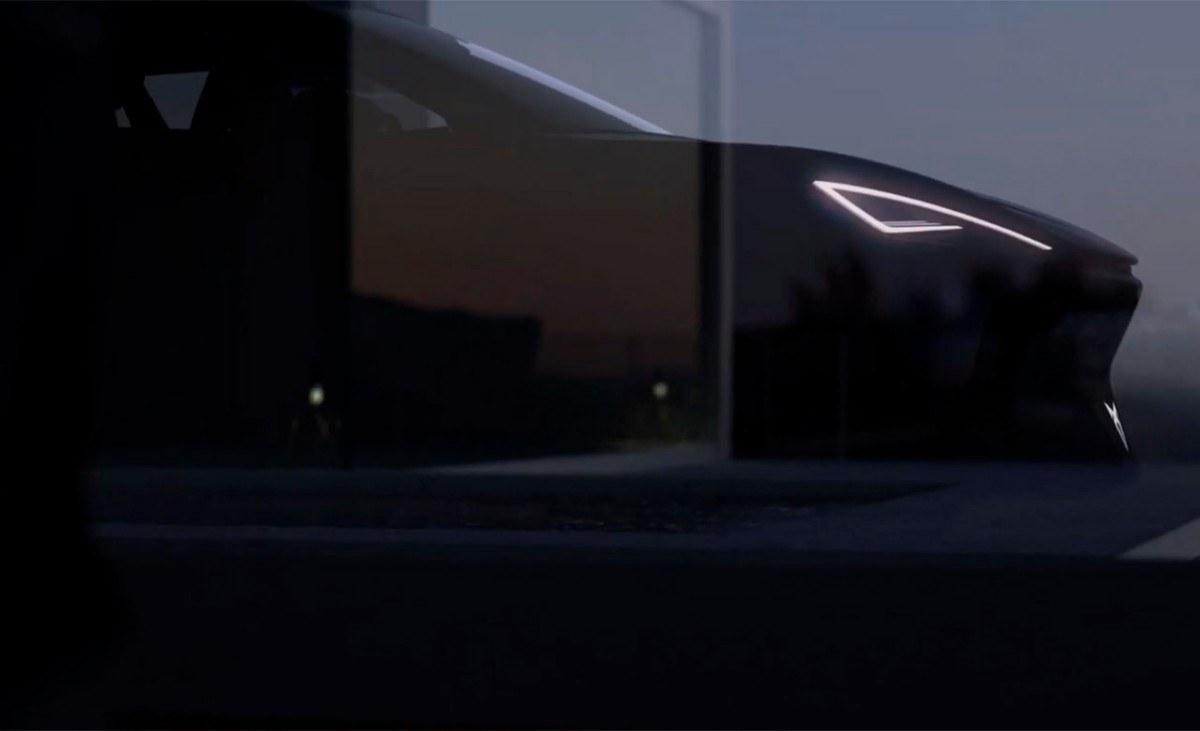 CUPRA adelanta un nuevo concept car, ¿el preludio del nuevo León?