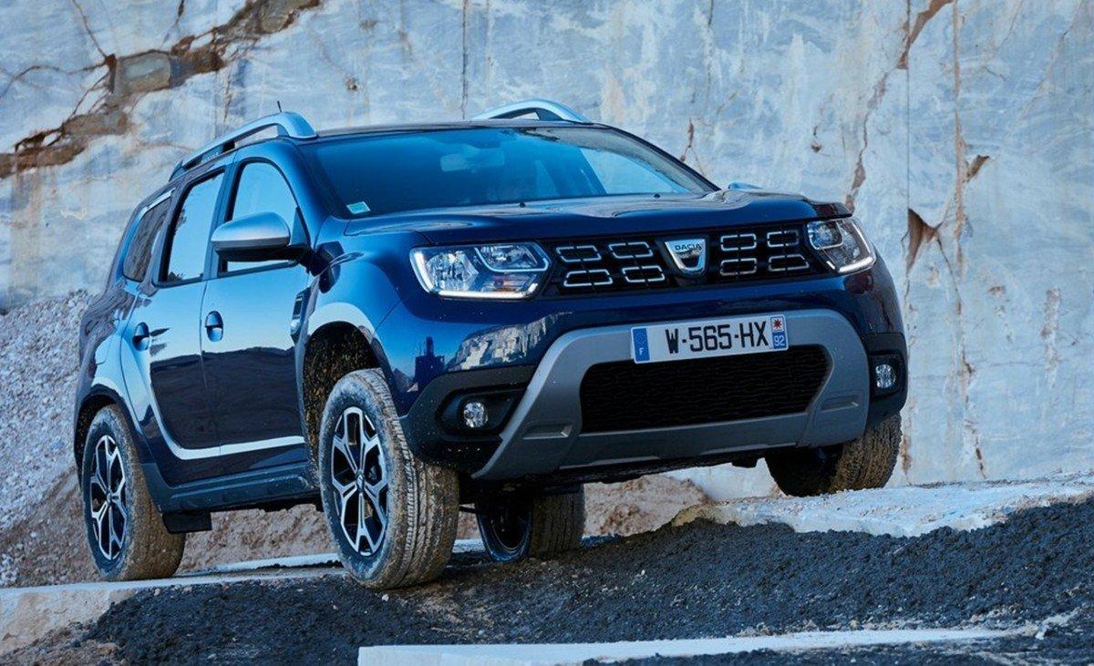 Dacia lanzará modelos derivados del Duster