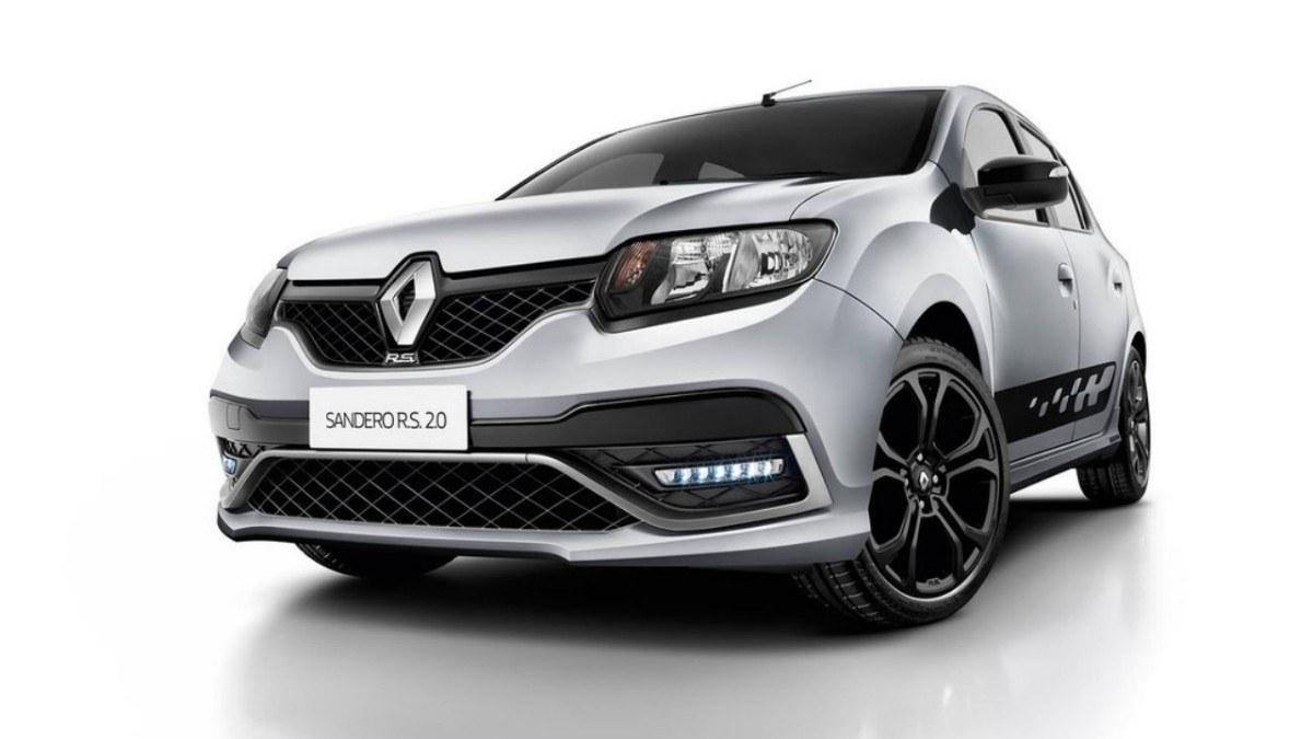 Renault Sandero RS 2.0, pequeños cambios en el deportivo de bajo coste