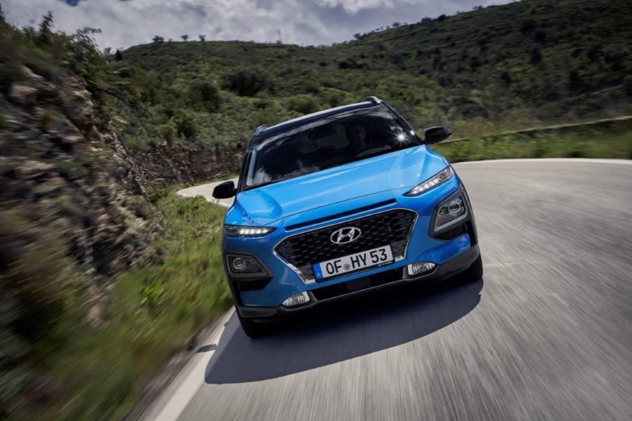 El Hyundai Kona Hybrid aterriza en Alemania, estos son sus precios