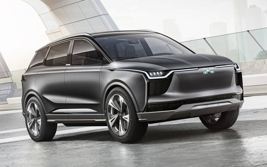 El SUV eléctrico de Aiways llegará a Europa en 2020