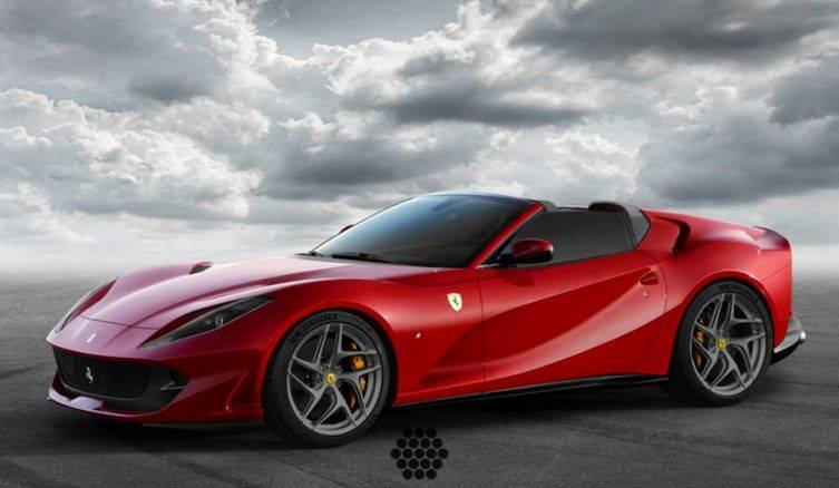 El nuevo Ferrari 812 Aperta será desvelado en septiembre