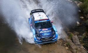 Ford se acerca al WRC con la normativa híbrida de 2022