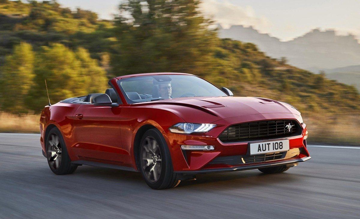 El Ford Mustang estrena más opciones de personalización