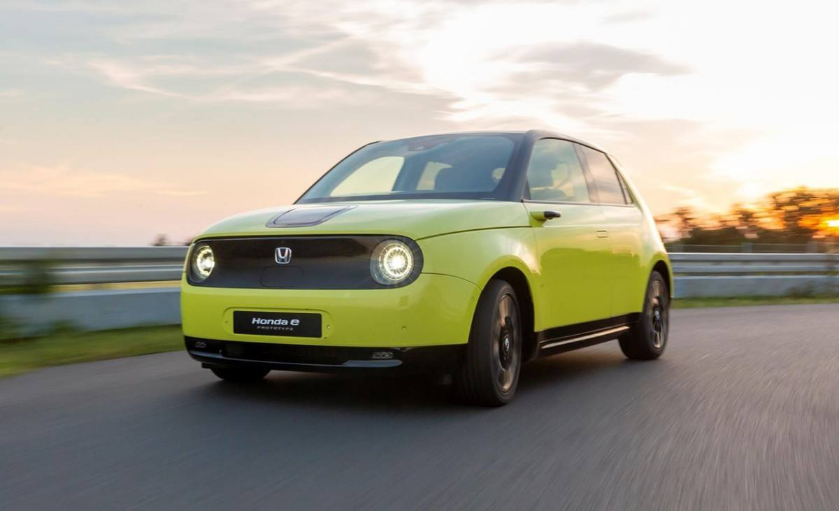 El Honda e será propulsado por un motor de 150 CV