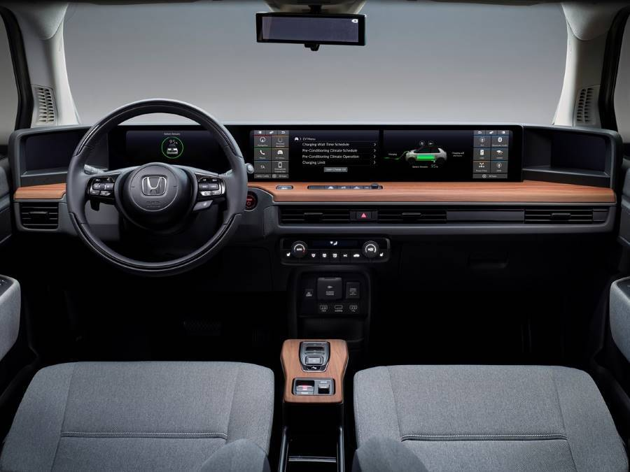 Toda la tecnología del Honda e desvelada al detalle