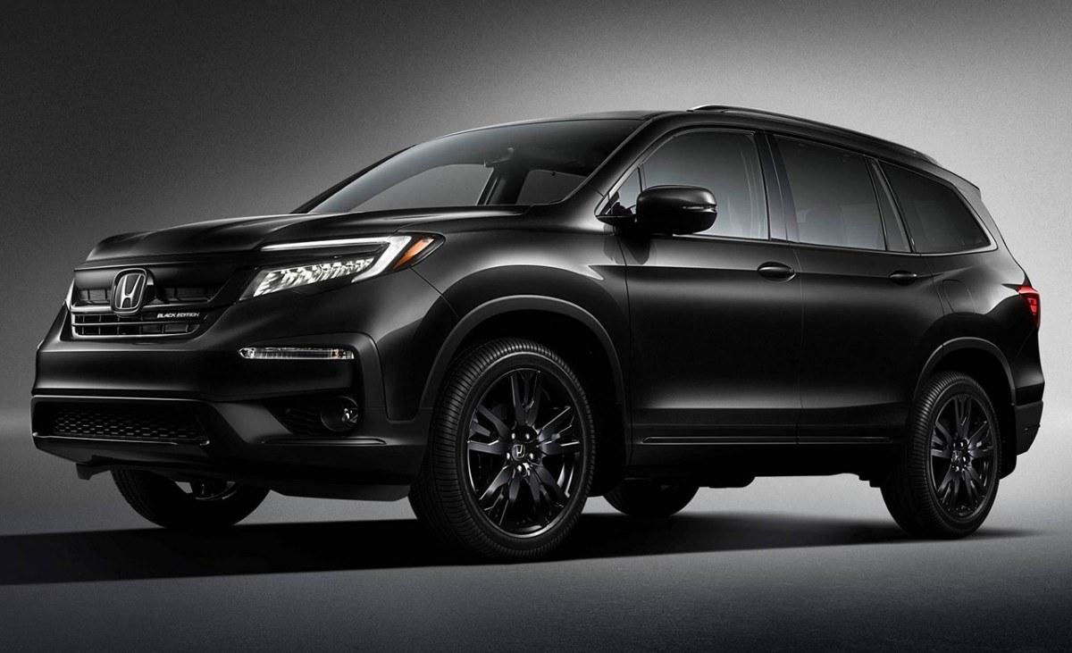 El nuevo Honda Pilot 2020 estrena el acabado Black Edition