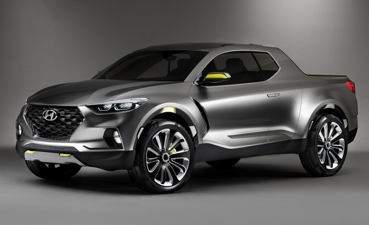 El pick-up de Hyundai será producido en Estados Unidos y llegará en 2020
