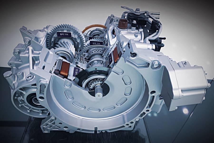 Hyundai presenta ASC: transmisiones más rápidas, suaves y eficientes para híbridos