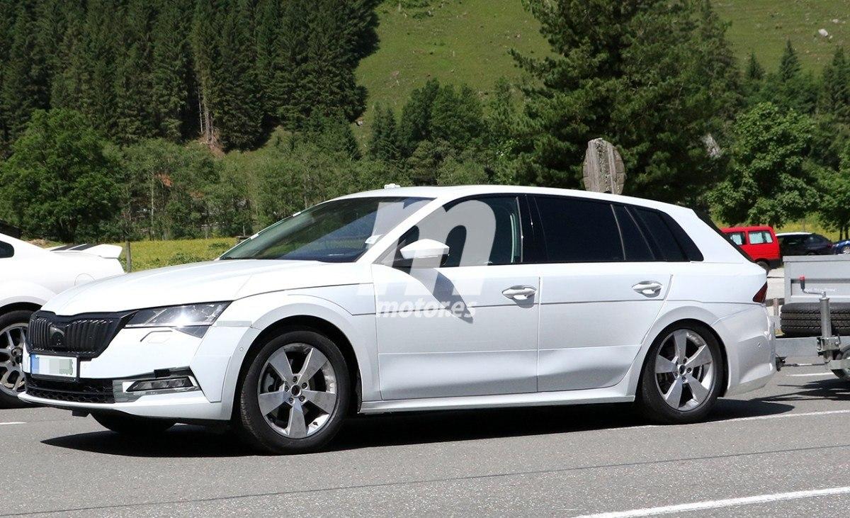 2020 Škoda Octavia IV 38