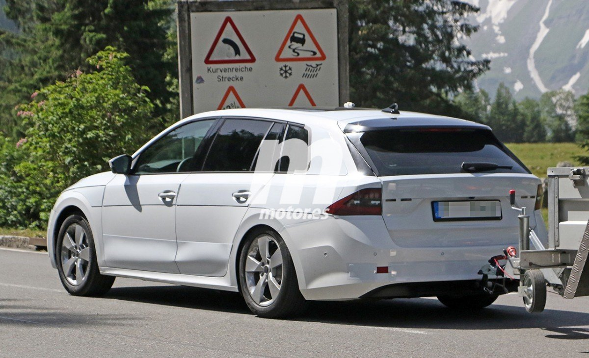 2020 Škoda Octavia IV 41