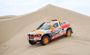 Isidre Esteve repetirá en el Dakar 2020 junto a Repsol