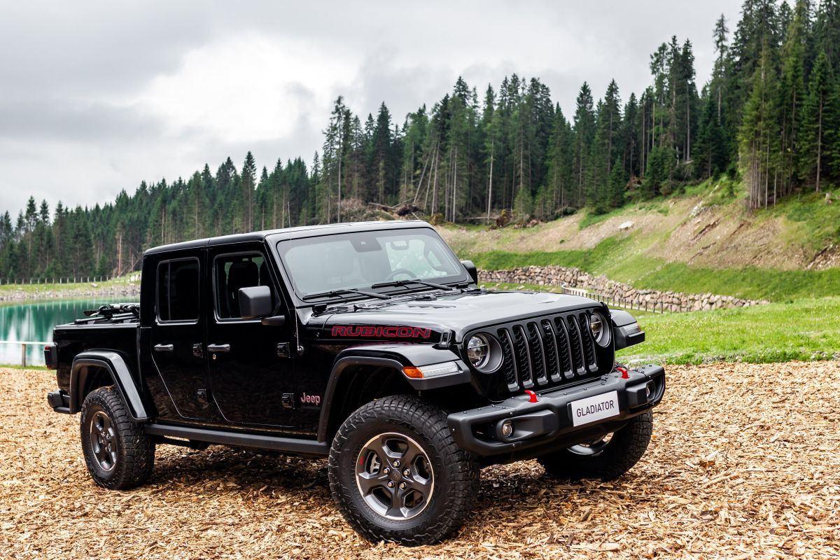 Jeep revela las mecánicas del Gladiator en Europa y otros mercados globales