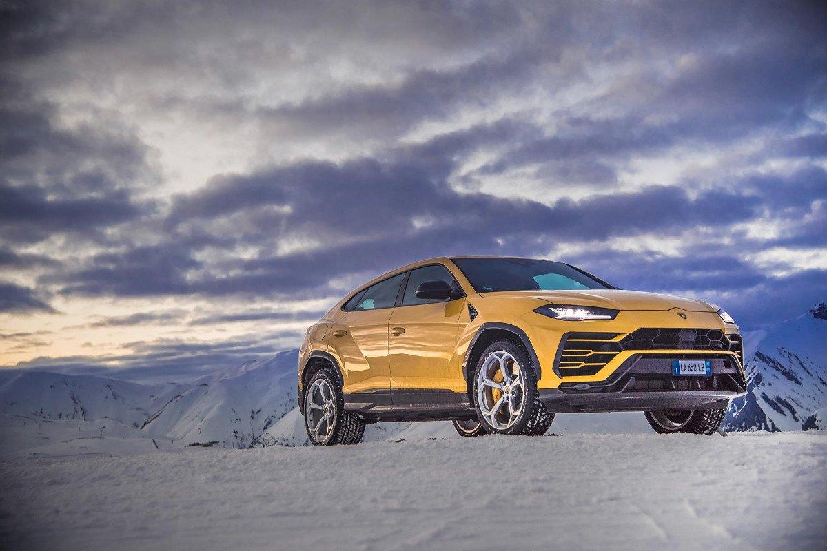 El Lamborghini Urus ya ha doblado las ventas de la marca italiana