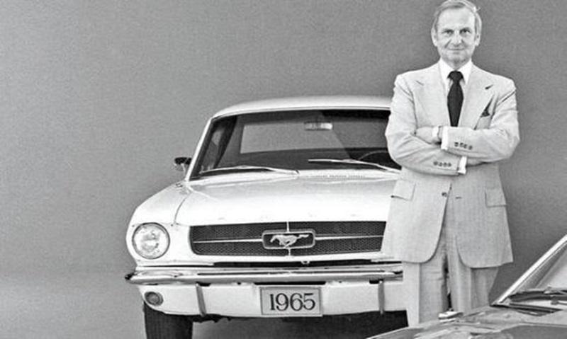 Lee Iacocca (1924-2019): se ha ido uno de los más grandes