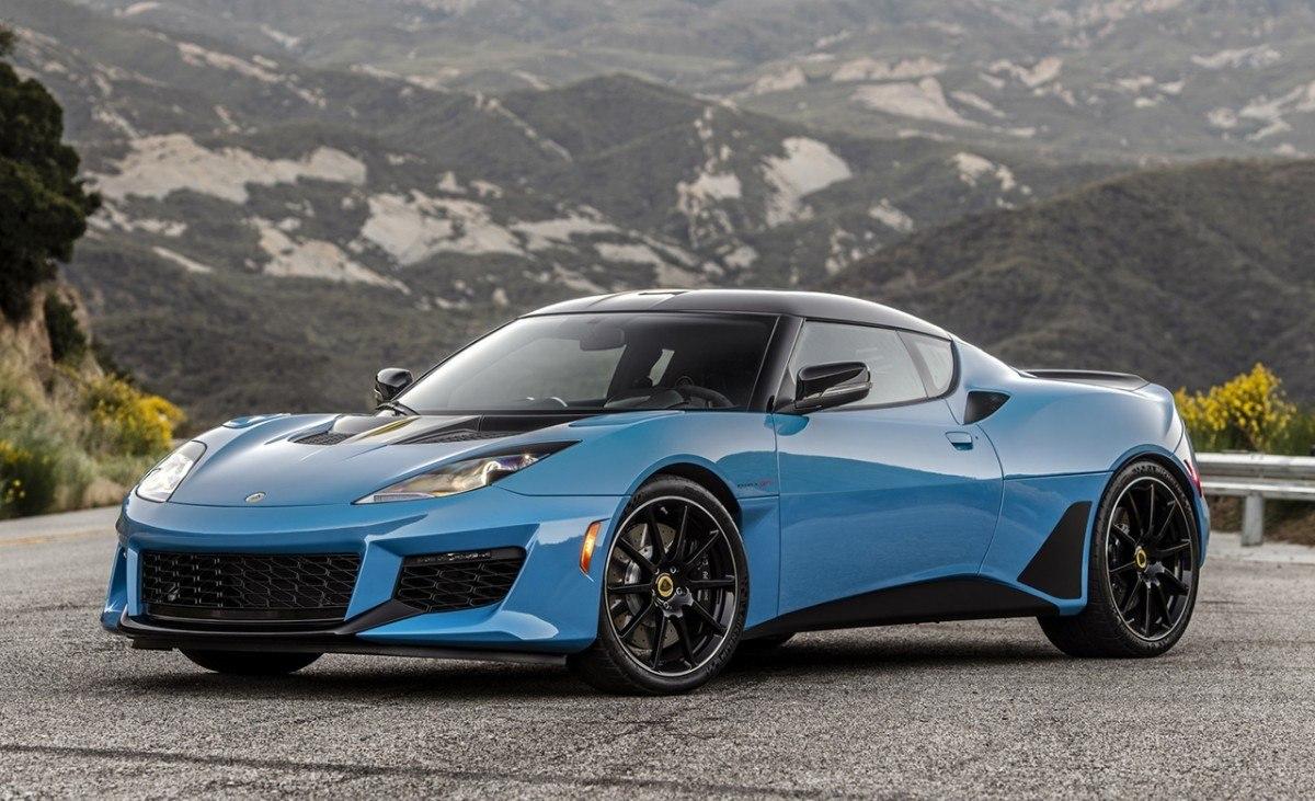 Lotus Evora GT 2020, todos los detalles del modelo americano