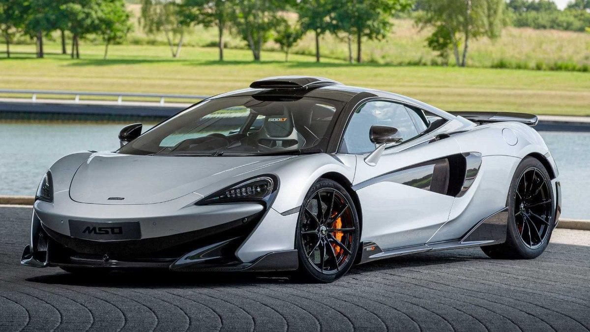 El McLaren 600LT coupé ya ha finalizado su producción