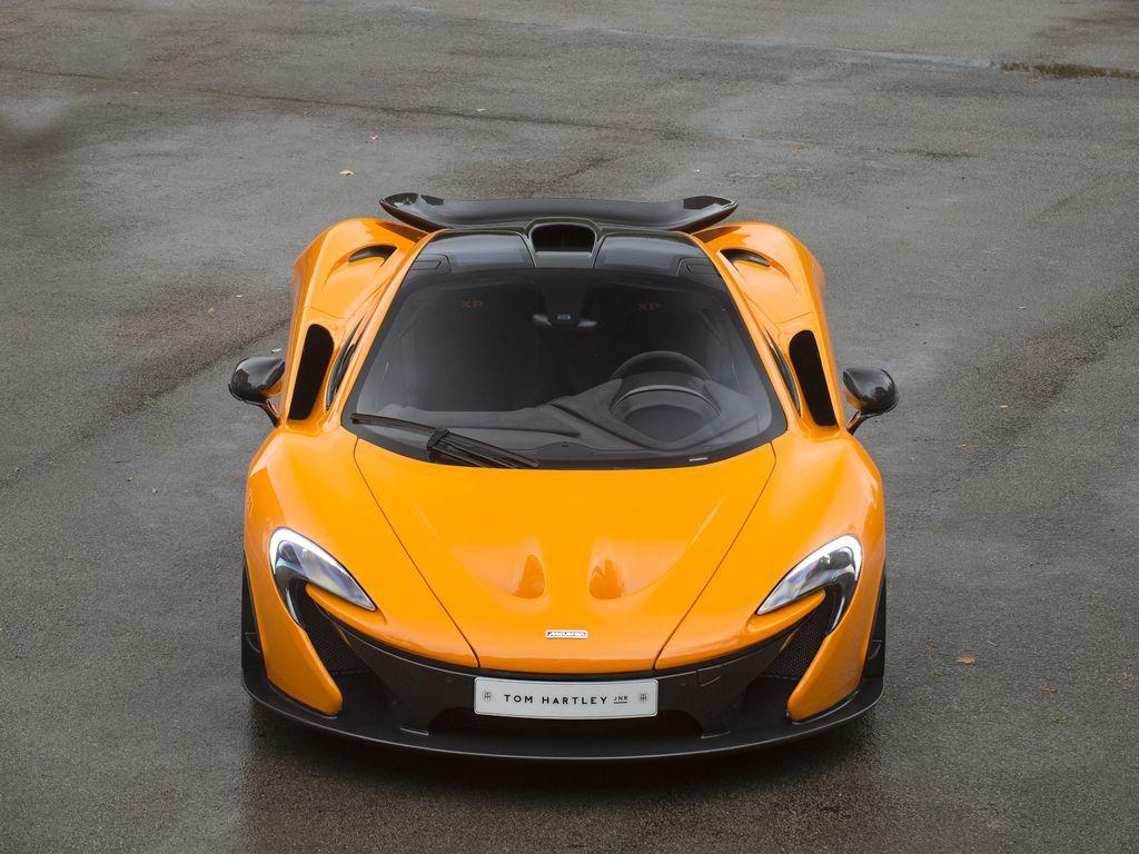 Uno de los 5 prototipos supervivientes del McLaren P1 a la venta