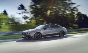 Nuevo Mercedes-AMG CLA 45 4MATIC, la berlina deportiva ya tiene tope de gama