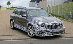 El nuevo Mercedes-AMG GLB 35 casi desnudo y con todo detalle [vídeo]