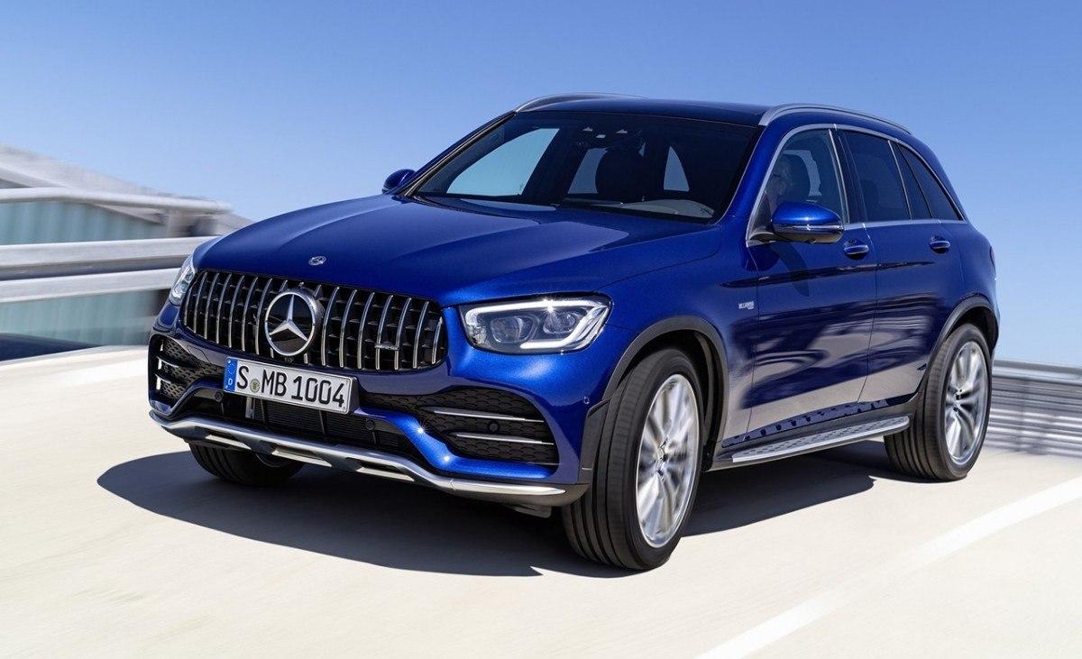 Mercedes-AMG GLC 43 4MATIC, el SUV alemán se torna deportivo