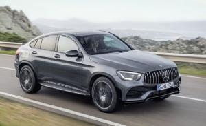 Mercedes-AMG GLC 43 4MATIC Coupé, más prestaciones y deportividad