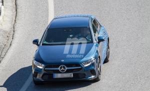 Mercedes Clase A 250 e, el híbrido enchufable sigue en pruebas a un mes de su debut mundial