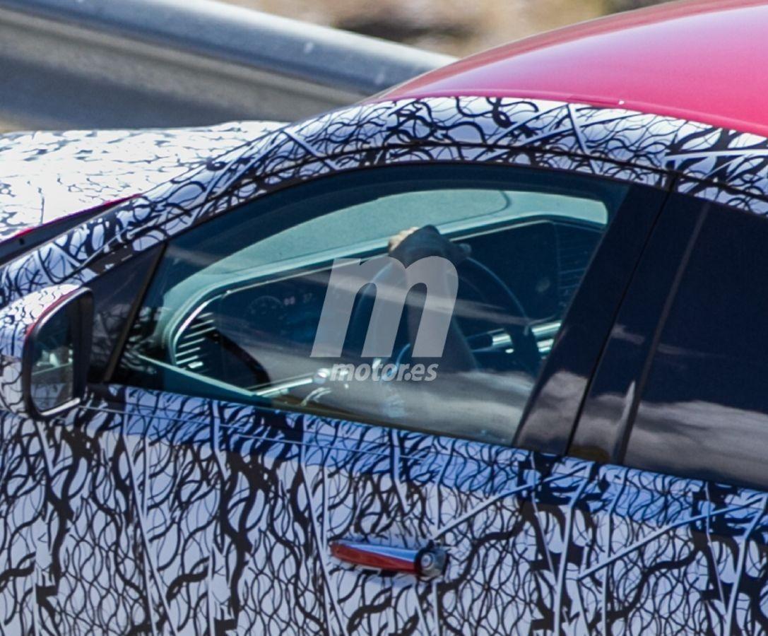 La nueva generación del Mercedes GLE Coupé 2020 muestra su interior