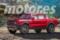 Así será el Ford Bronco pick-up del que todo el mundo habla